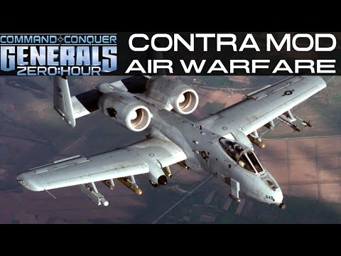 Contra Mod - Air Warfare