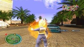 dragon ball z gta sa san andreas by oliveira full hd 1080p battle z