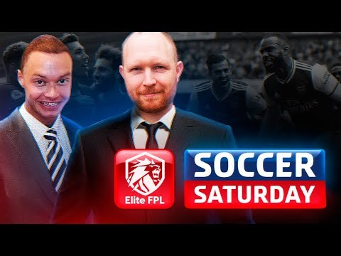 GW6 | ELITE FPL SOCCER SATURDAY CALL IN | #FPL #FANTASYPL #FANTASYFOOTBALL