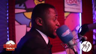 Ubi Franklin explains his side of the story amid allegations by ex-labelmate , Iyanya.