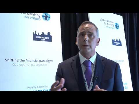 Interview with Damien Walsh, Chief Executive Officer, Bank Australia (Australia)