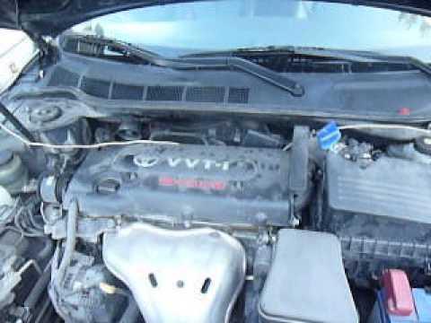 Установка газобаллонного оборудования (ГБО) на Toyota Camry 2,4
