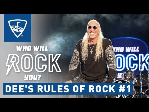 Who Will Rock You? | Season 2: Episode 2 - Dee Snider: How To Be A Frontman | Topgolf