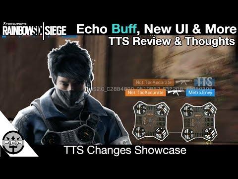 Echo Buff, New UI, Dropshot Fix V2 & More! - TTS Showcase