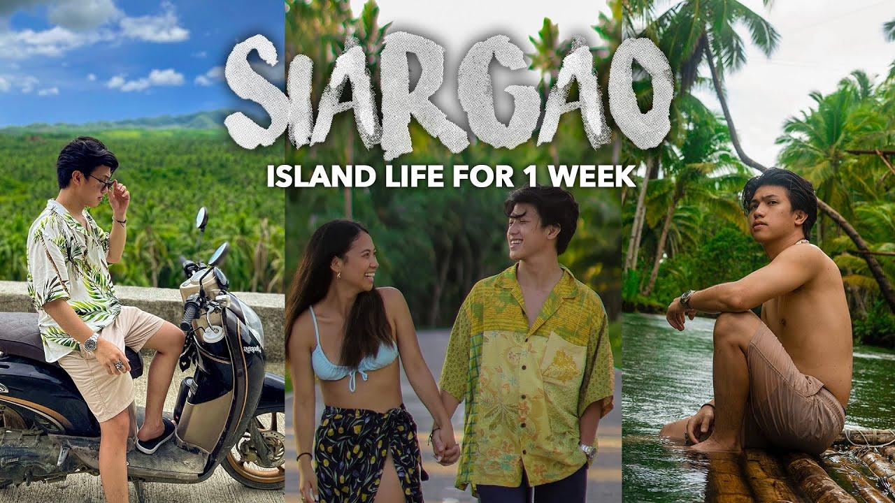 Download ISLAND LIFE For A WEEK! (Beautiful Siargao!)
