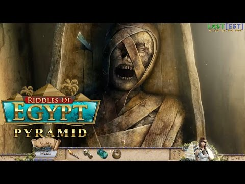 Riddles of Egypt: Pyramid