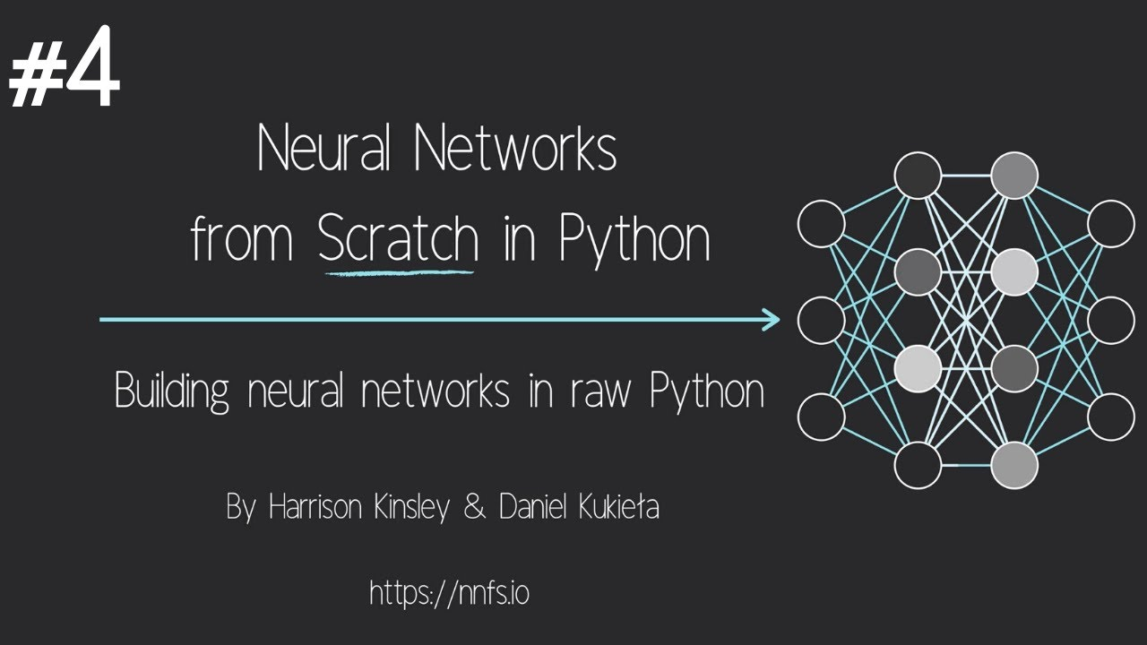 Neural Networks from Scratch - P.4 Batches, Layers, and Objects