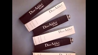 Dior Addict It Lash Mascara Pink & Purple - REVIEW & TUTORIAL Thumbnail