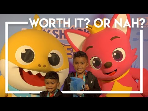 Baby Shark Live Concert! Review | Worth It Or Not?