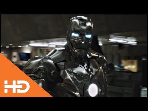Первый Полет ★ Железный Человек (2008)