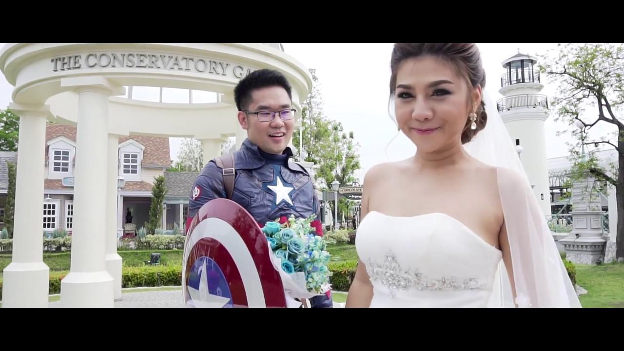 Wedding Presentation K Mook+K Bank