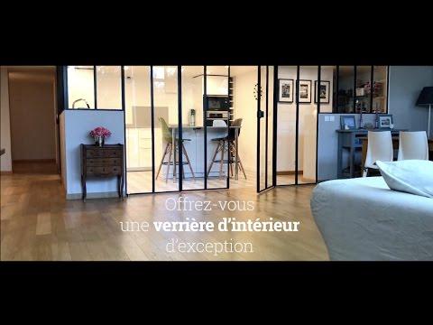 les verri res de paris verri re d 39 atelier d 39 artiste verri re d 39 int rieur conception sur. Black Bedroom Furniture Sets. Home Design Ideas