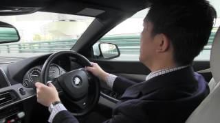 BMW6シリーズ 640 カブリオレ 試乗編