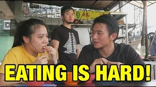 WHY EATING IN MALAYSIA IS CHALLENGING Ernest Ng Bro