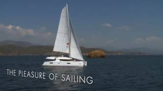VIDEO CATAMARANO FOUNTAINE PAJOT IPANEMA 58