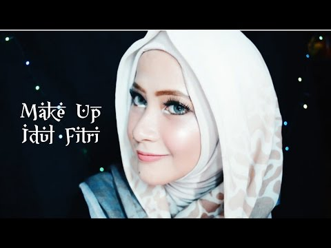 Make Up Idul Fitri with Wardah cosmetics, dll