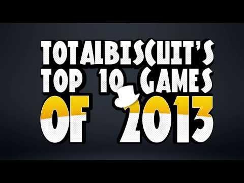 Top 10 Games of 2013