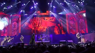 Iron Maiden - Sign of the Cross Live @ Tele2 Arena Stockholm 1.6.2018