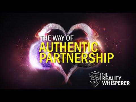 The Way of Authentic Spiritual Partnership