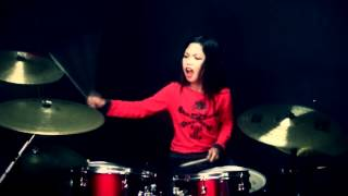 System Of A Down - Chop Suey! - Drum Cover by Nur Amira Syahira