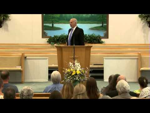 Our Lord Jesus Christ (Pastor Charles Lawson)