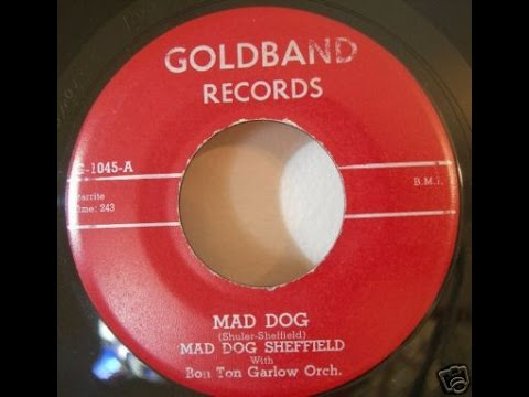 Charles Mad Dog Sheffield - Mad Dog