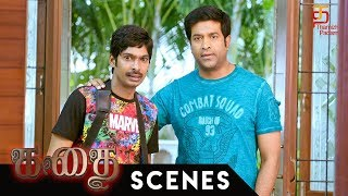 A story is a never ending journey! | Vennela Kishore's Comedy from Kathai Tamil Movie | Anasuya