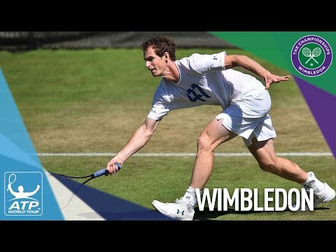 Murray, Thiem, Dimitrov & More Get Set For Wimbledon 2017