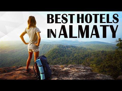 Best Hotels And Resorts In Almaty, Kazakhstan