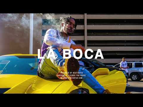 Bad Bunny Type Instrumentals ''La Boca'' (J Balvin Type Beats) | Prod. BeatsbySV