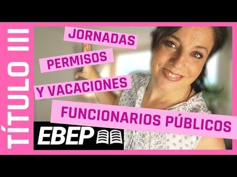 permisos-funcionarios-pÚblicos-⛔-vacaciones-funcionarios-pÚblicos-⛔-ebep-5/2015-oposiciones