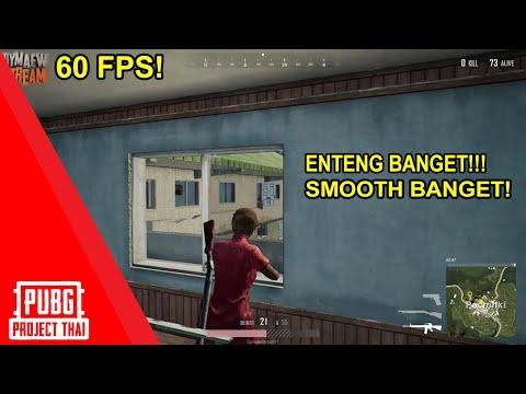 PUBG PC UNTUK PC KENTANG!   CARA DAFTAR & DOWNLOAD  PUBG PROJECT THAI 1