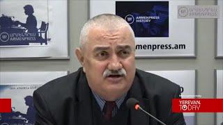 2019 թվականը հետճգնաժամային Հայաստանում ռեկորդային ՀՆԱ-ի աճի տարի էր. Արամ Սաֆարյան