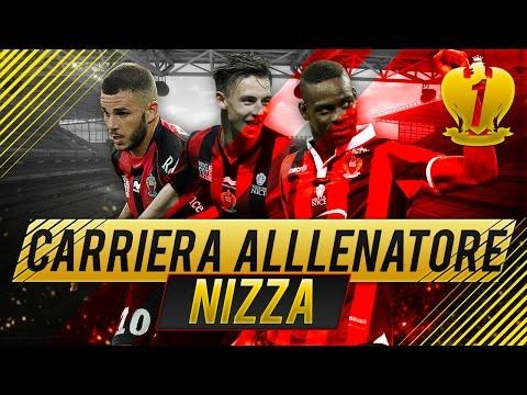 LA RINASCITA DI MARIO BALOTELLI! SUBITO MERCATO! | CARRIERA ALLENATORE NIZZA 1# - FIFA 17 ITA!