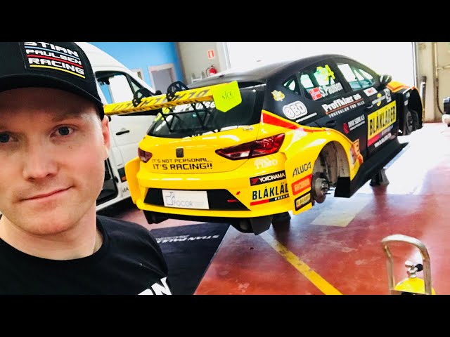 Preparation for the last TCR Europe race in 2018 -  VLOG77