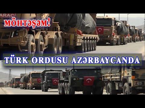 TƏCİLİ! Türk Ordusu Azərbaycanda / Düşmən qorxuda / Günün əsas xəbərləri
