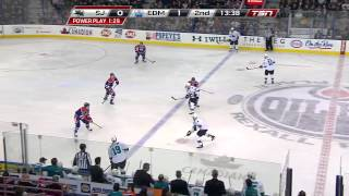 San Jose Sharks vs  Edmonton Oilers 25.03.2014