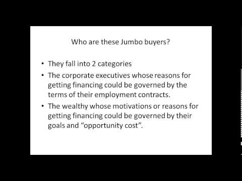 July Learn & Earn Webinar: The Big Deal about JUMBO Loans