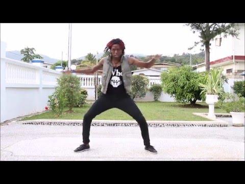 Sekon Sta and Nadia Batson MAGIC Viral Dance Video by DRE STAR & NELLY (Inkredible Kreations Dance)
