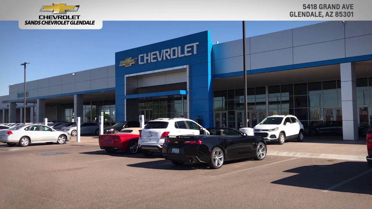 Good Sands Chevrolet Glendale January Offers SPS