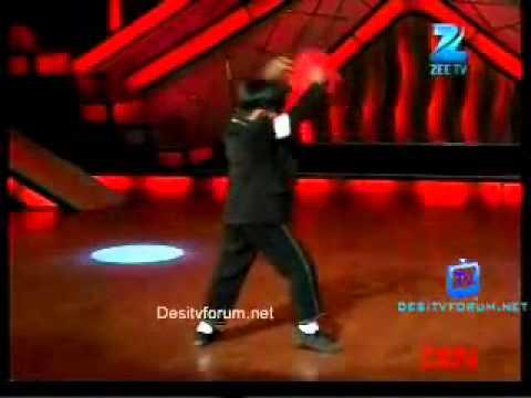"Dance India Dance Jit Das performed MJ on ""Mera juta Hai Japani"""