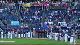 Congressional Baseball Game returns, one year after shooting