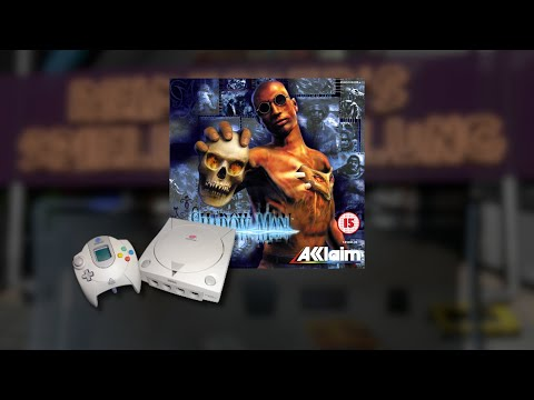 Gameplay : Shadow Man [Dreamcast]