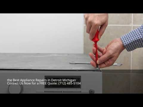 Appliance Repairs Near Me Detroit Michigan