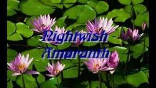 Nightwish - Amaranth + Lyrics