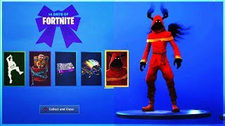 *NEW* 14 DAYS OF FORTNITE SECRET FINAL GIFT LEAKED! (All Fortnite Battle Royale Free Gifts Date)