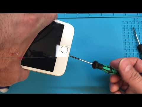 How to Remove Stripped Screws from a Phone