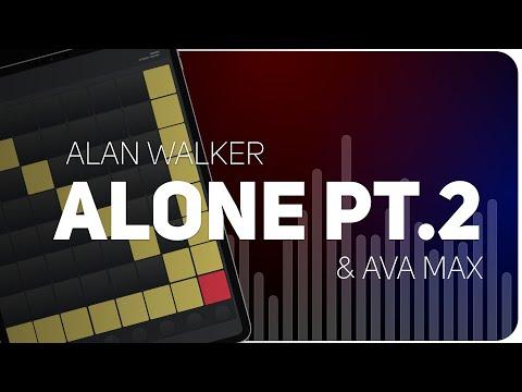 Alan Walker & Ava Max - Alone, Pt. II | SUPER PADS LIGHTS | KIT ARCHEOLOGY