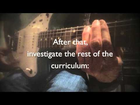 Musicianship Curriculum for Guitarists at The Old Town School of Folk Music