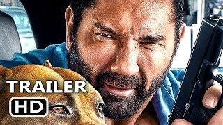 STUBER Official Trailer #2 (2019) Dave Bautista, Comedy Movie HD